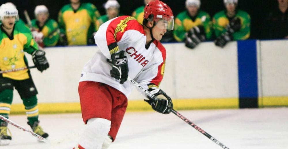 KHL + CHINA